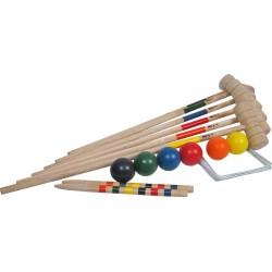 Bex 6 Mallet Croquet Set