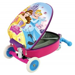 Disney Princess M14377 Scooting Suitcase