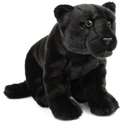 WWF Black Panther Soft Toy