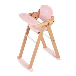 Tidlo Doll's High Chair