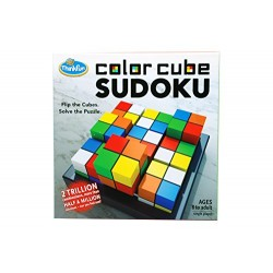 Think Fun 1534 Colour Cube Sudoku