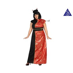 atosa 17352 Chinese Woman's Costume – Extra Large – 42/44