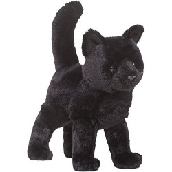 Cuddle Toys 1867 30 cm Long Midnight Black Cat Plush Toy