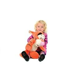 Winnie the Pooh Tigger Flopsies Soft Toy, 20