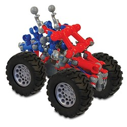 ZOOB Fastback Monster Trucks Construction Set