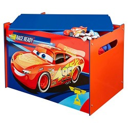 Disney Cars Kids Toy Box