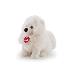 Trudi 29018 Samoyed Each Plush Toy 24 cm