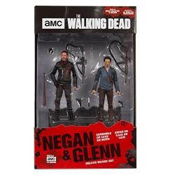 Walking Dead 14518 Tv Negan And Glenn Action Figure, 5