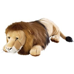 Wild Republic Floppies 76cm Lion Plush