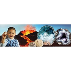 Discover with Dr. Cool Geode Explorer Science Kit