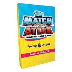 EPL Match Attax 2017/18 Advent Calendar