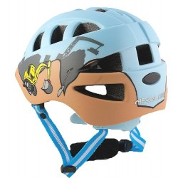 AWE® DiggerTM FREE 5 YEAR CRASH REPLACEMENT* In Mould Kids Boys Bicycle Helmet 48