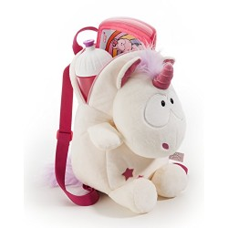 NICI N40115 Unicorn Theodor Figurine Shaped Plus Backpack