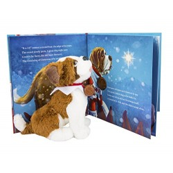Elf on The Shelf A Saint Bernard Tradition Saint Bernard Elf Pets