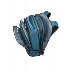 Samsonite Cityscape Tech LP Backpack Expandable 15,6 , 46 cm, 30 L, Petrol Blue