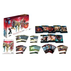Heroes Unite DC Deck Building Game