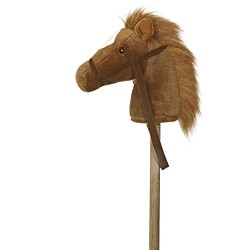 Aurora World Giddy Up Pony Plush Toy (Brown/White)