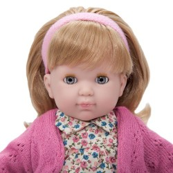 JC Toys Blonde Toddler Doll, 14