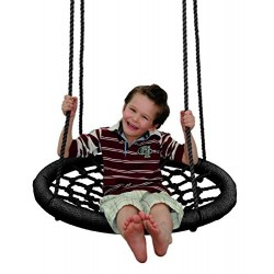 Woodyland 85 cm Swing Ring (Black)