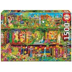 Educa The Garden Puzzle (1500
