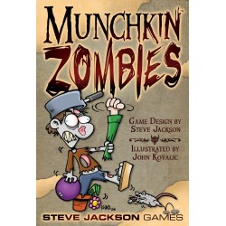 Steve Jackson Games Munchkin Zombies Card Game