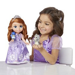 Sofia The First Feature Toddler and Friends Doll