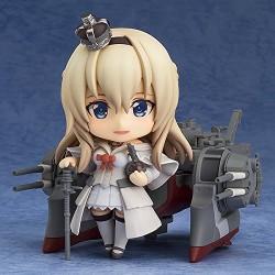 GOOD SMILE COMPANY G90378 Nendoroid Warspite Playset