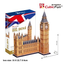 CubicFun House of Parliament London UK 3D Puzzle
