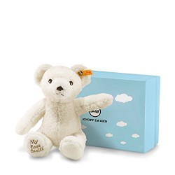 Steiff My First Teddy Bear In Gift Box, Cream