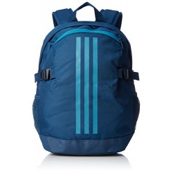 Adidas Kids' Bp Power Iv S Bag, Blue/Azunoc/Petmis/Petmis, Small