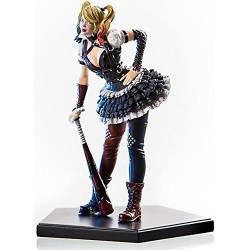 Iron Studios IS353748 Arkham Knight Harley Quinn Figure, 1