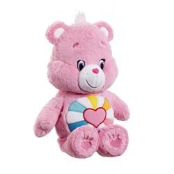 Care Bear Medium Plush with DVD Hopeful Heart