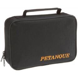 No label 9764020 Deluxe Jeu De Boules Set with Carry Bag