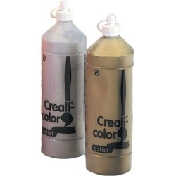 Creall Havo01020 1000 ml 20 Silver Havo Color Poster Paint Bottle