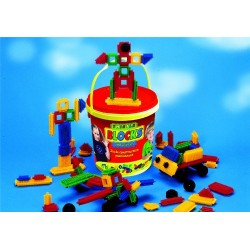 Thistle Blocks Bucket (108 pieces)