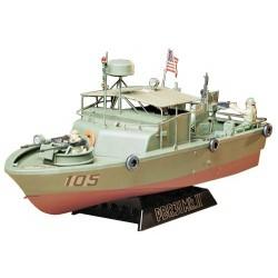 'Tamiya U.S. Navy PBR 31Mk. II Patrol Boatp Ibber