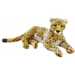 National Geographics CHEETAH Stuffed Animals Plush Toy (Large, Natural)