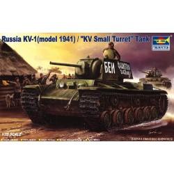 Trumpeter 00356Model Kit Russian KV