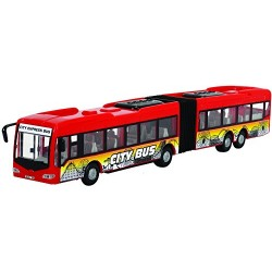 Dickie Toys 203748001 City Express Bendy Bus 46 cm