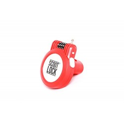 Scoot Lock Lock It Leave It Retrieve It Learning and Activity Toys (Red)