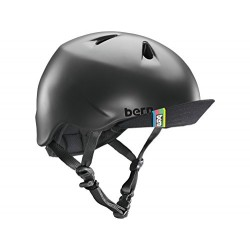 Bern Boy's Nino Helmet with Visor