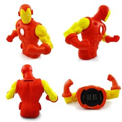MONOGRAM Marvel Classic Iron Man Bust Bank