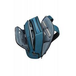 Samsonite Cityscape Tech LP Backpack 14 , 44 cm, 15,5 L, Petrol Blue