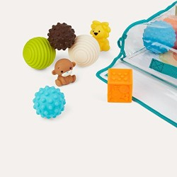 Infantino Bkids Blocks Balls and Buddies