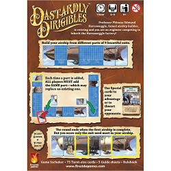 Fireside Games FSG02003 Dastardly Dirigibles Card Game