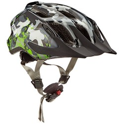 ABUS MountX Cycle Helmet, Unisex, MountX, grey camouflage, M (53