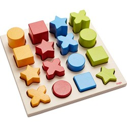 HABA 300553 Shape Mix Sorting Game