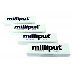 4 x Millput Super fine white