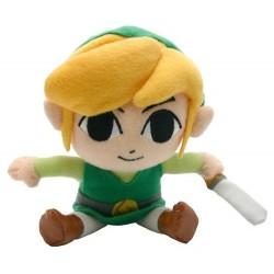 Sanei 16cm Zelda Link Plush