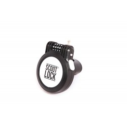 Scoot Lock Lock It Leave It Retrieve It Learning and Activity Toys (Black)